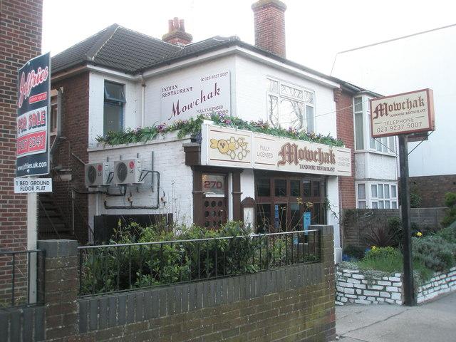 Mowchak Restaurant, Drayton