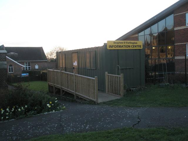 Drayton and Farlington Information Centre