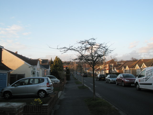 Station Road, Drayton