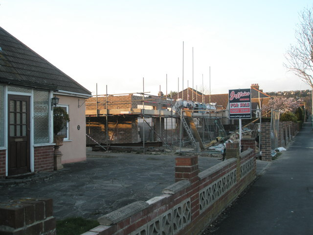 A new home in Station Road, Drayton