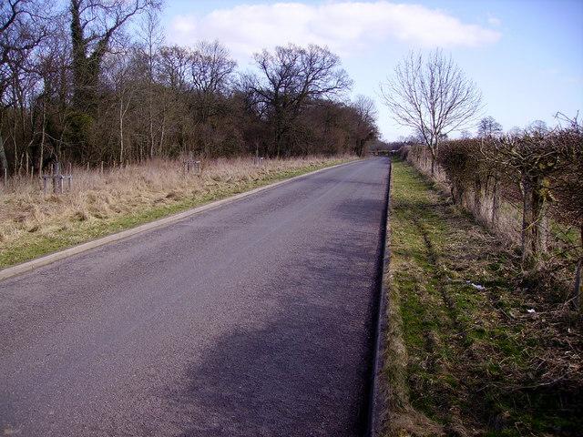 Barton Stacey -  Roberts Road