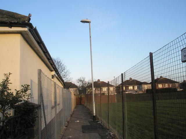 Homefield Path, Drayton