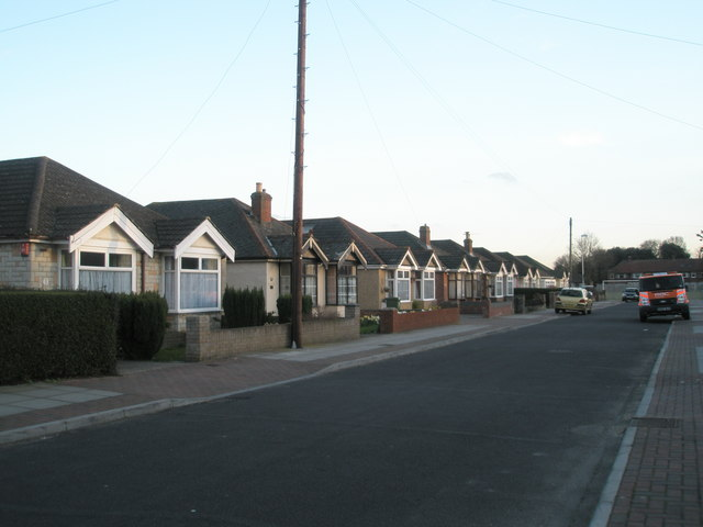 Homefield Road, Drayton