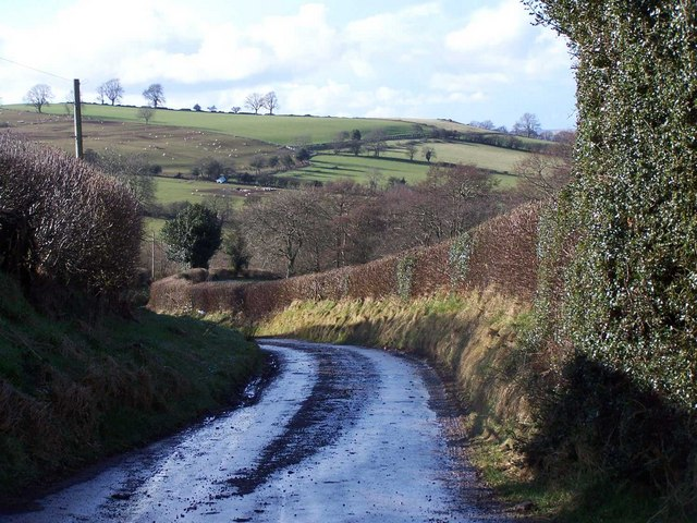 Near Maes-Coch Junction