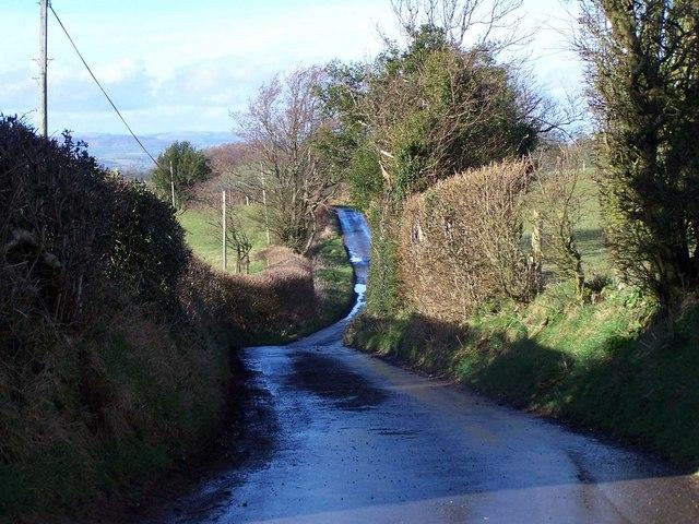Near Cwmcoynant