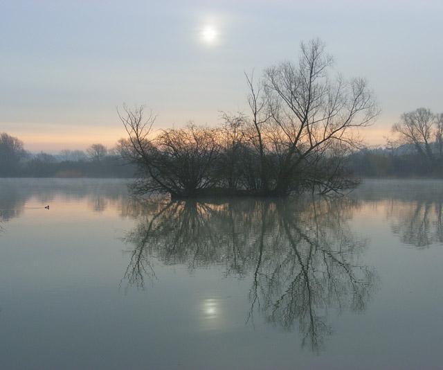 Spade Oak Lake, Little Marlow