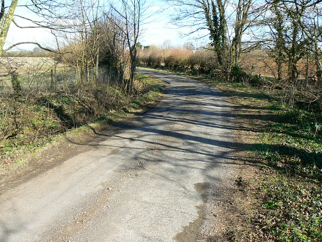 Croft Lane, Latton