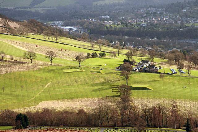 Galashiels Golf Course