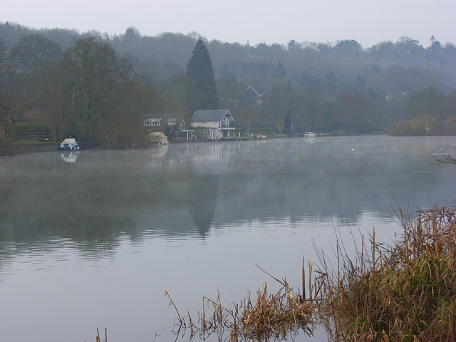 The River Thames, Cookham