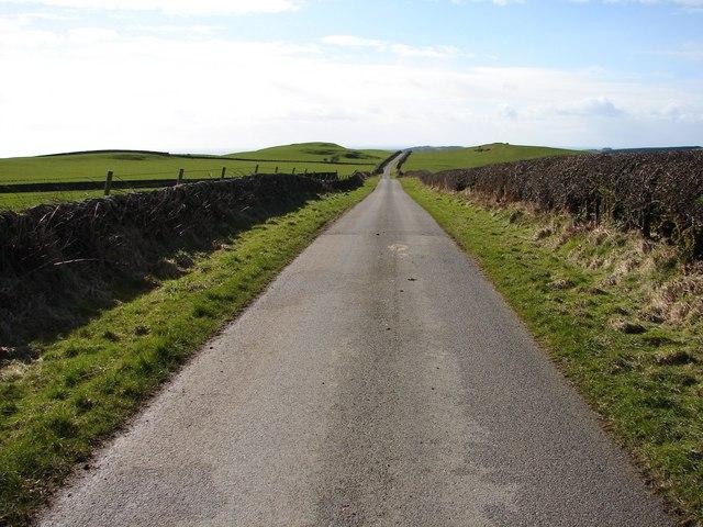 Rerrick Lane, Gallows Hill