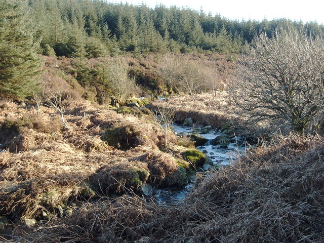 Kinvarvie Burn