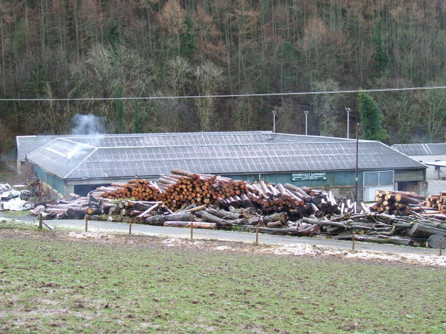 Bankfoot sawmill