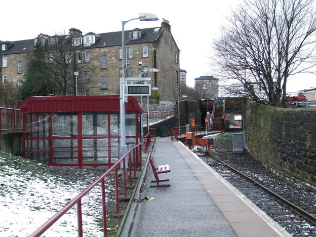 Paisley Canal station