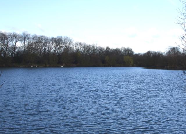 Reservoir, Fishing Lake