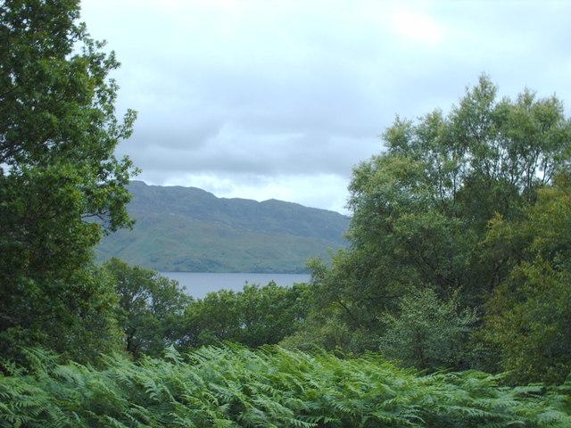 Above Loch Morar