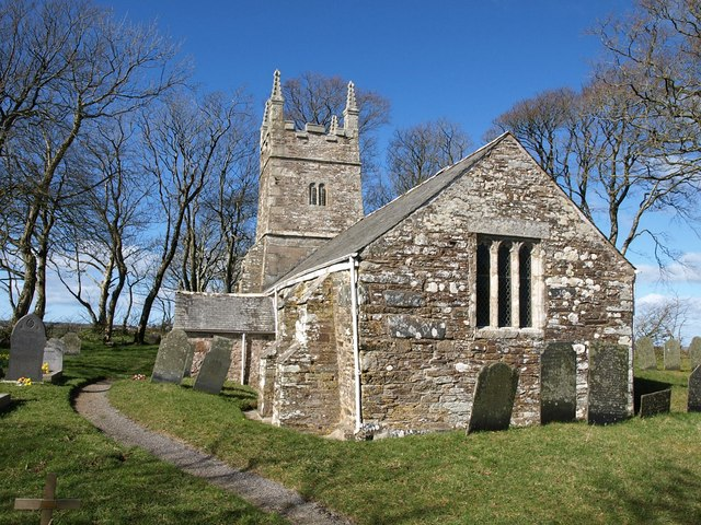 Church of St Winwallo, Tremaine
