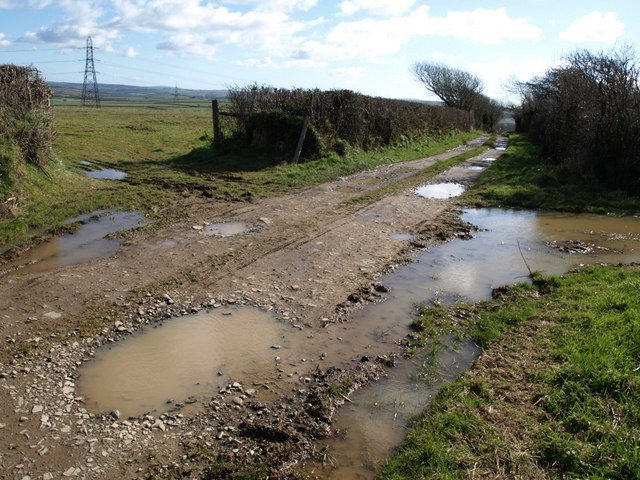 Footpath to Trefursdon