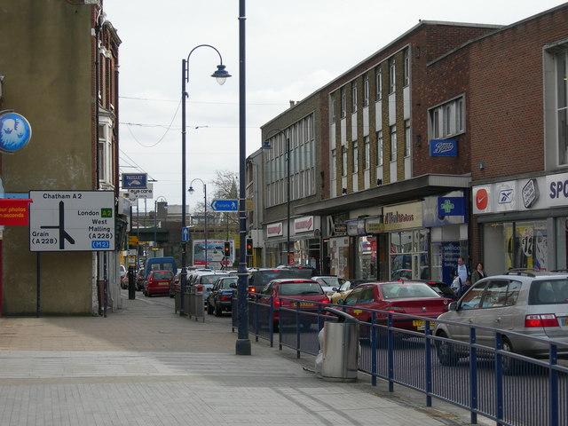 High Street, Strood (3)