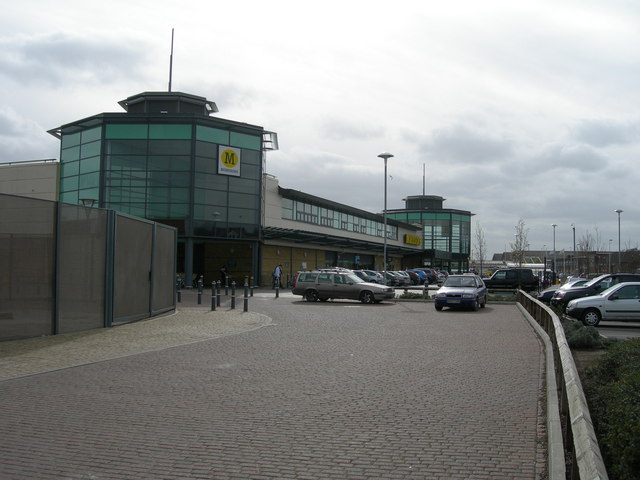 Morrisons, Knight Road, Strood (1)