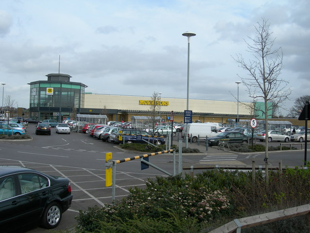 Morrisons, Knight Road, Strood (2)