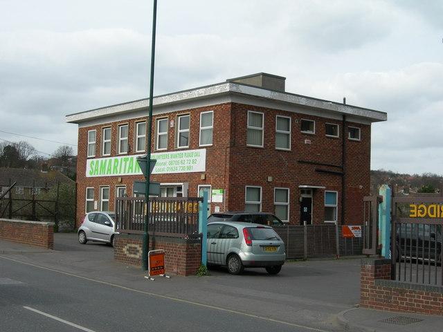 Samaritans, Priory Road, Strood