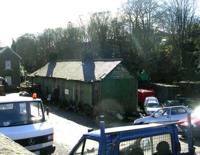 Old Station Building - Ovenden