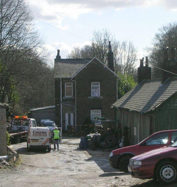 Old Station House - Ovenden