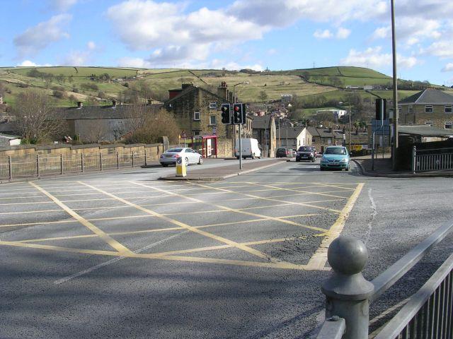 Bridge MRB 6 - Huddersfield Road