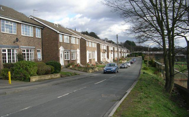 Kings Lea - Copley Lane, Copley