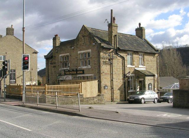 Volunteer Arms - Wakefield Road, Copley