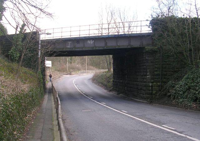 Bridge GRD 4 - Wakefield Road