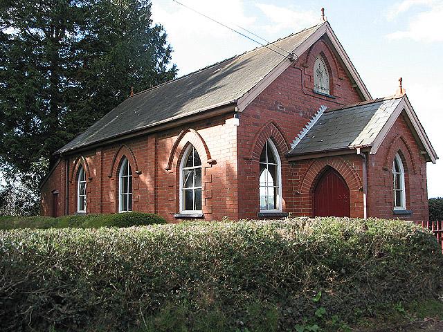 Broad Oak Methodist Church, Garway Road