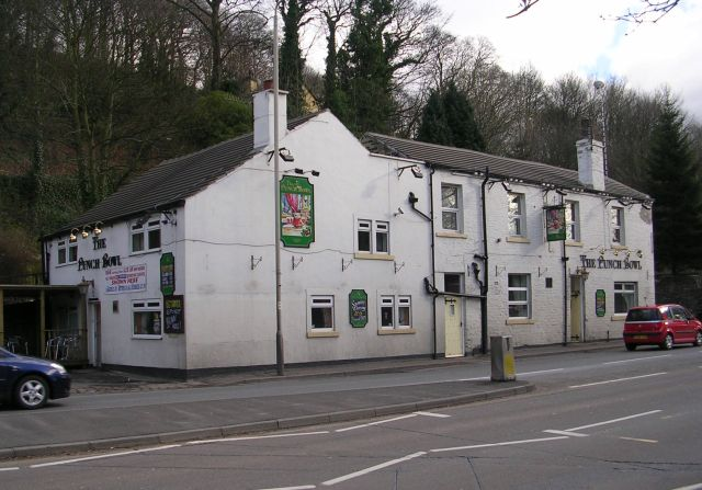 The Punch Bowl - Huddersfield Road, Salterhebble