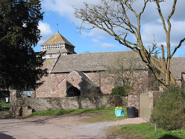 St. Bridget's Church, Skenfrith
