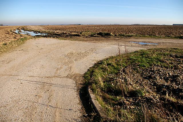 Perimeter road