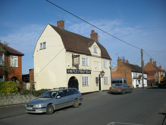Ryton On Dunsmore-Church Road