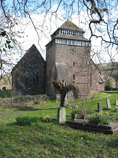 Tower of St. Bridget's Church, Skenfrith