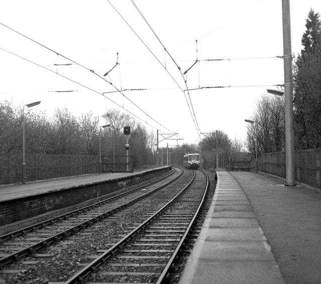Prestwich station
