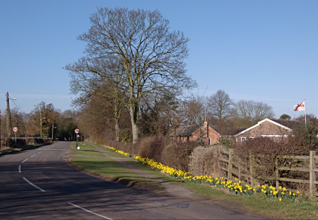 Shardlow Road, Aston-on-Trent