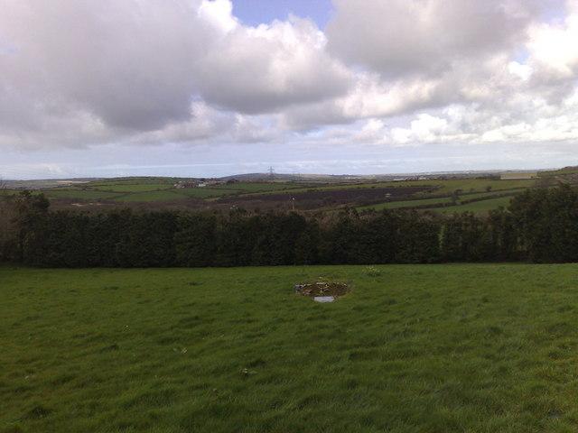 View of Menerdue