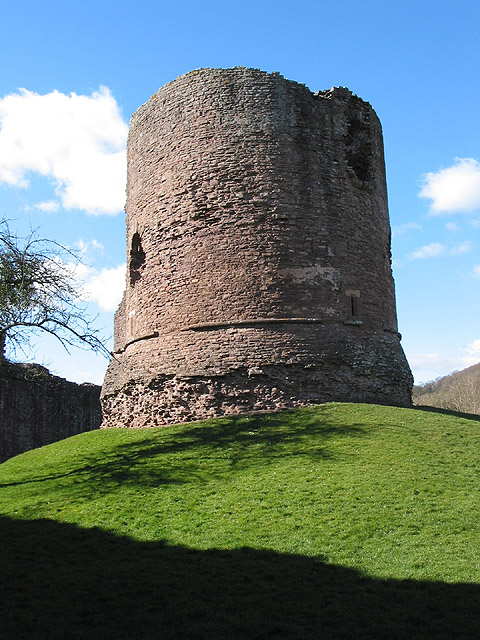 Great Tower, Skenfrith Castle