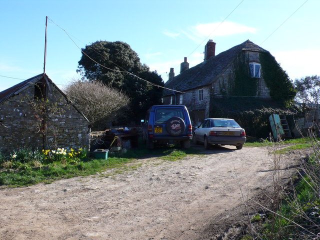 West Orchard Farmhouse, Purbeck.