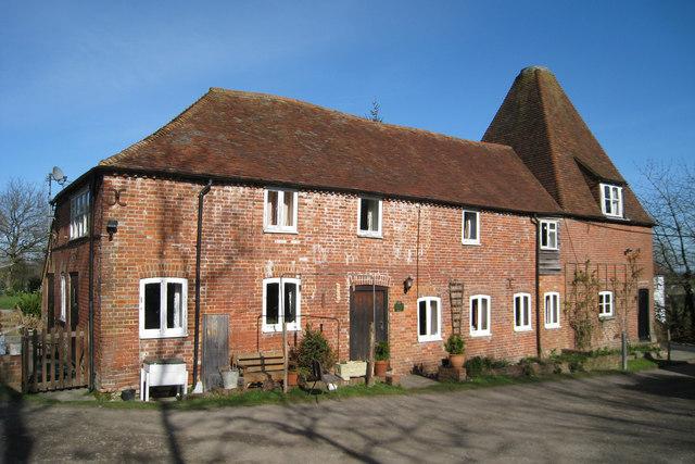 Oast House, Puxtye Farm, Crouch Lane, Sandhurst, Kent