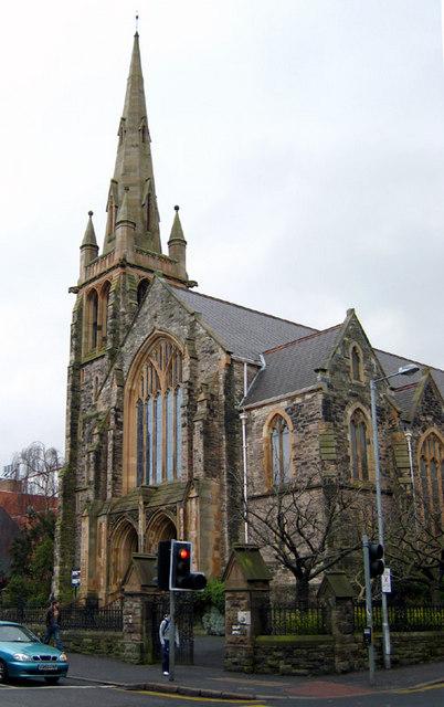 fisherwick presbyterian church  belfast  u00a9 rossographer cc