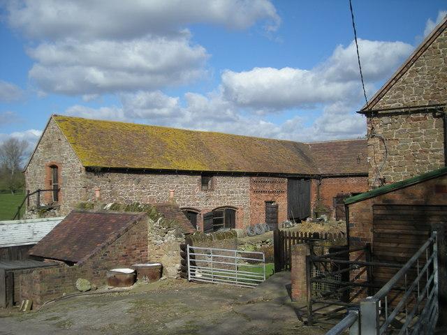 Sutton Wood Farm.