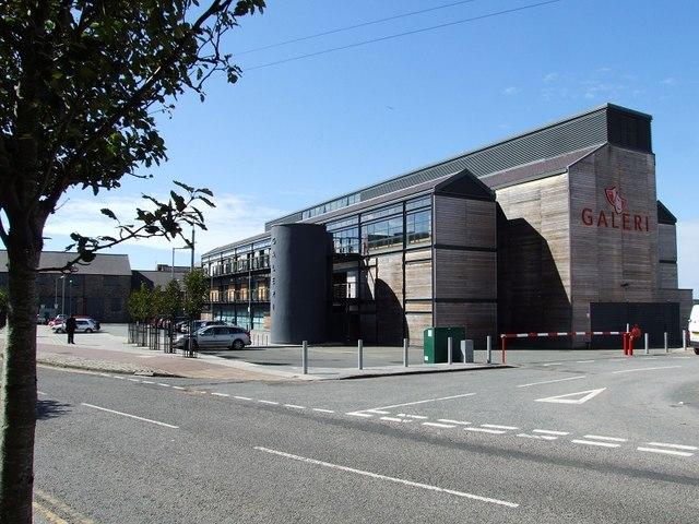 Galeri, Caernarfon
