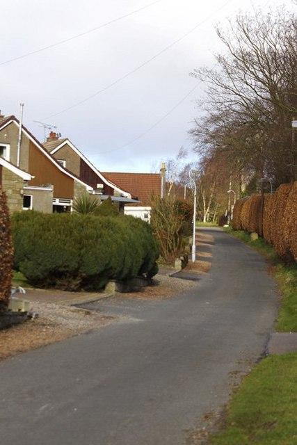 Moor Road, Bridgend