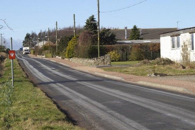 Woodside near New Gilston