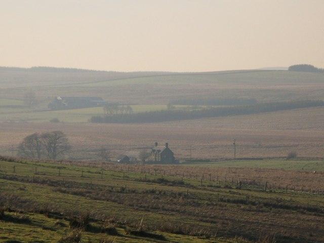 Pastures near Farglow