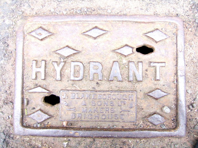 Hydrant Cover, Great Barrow